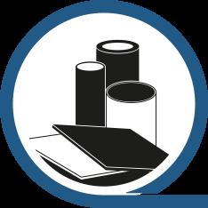 Profilés et tôles aluminium, panneaux et plaques plastique