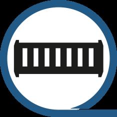 Clôture pour particulier et professionnel, cloture industrielle sécurisée