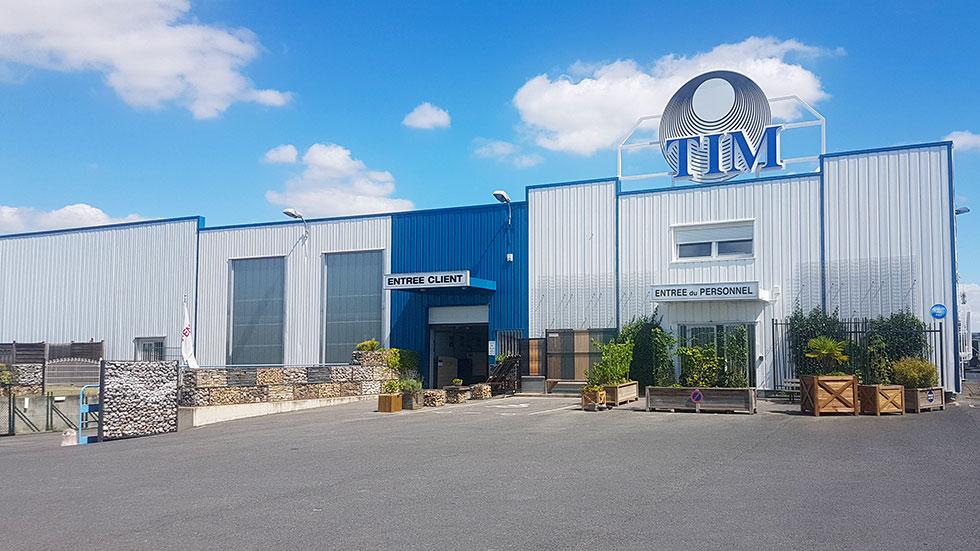 TIM | Clôtures, portails, motorisation, profilés plastique et aluminium fournisseur à Reims